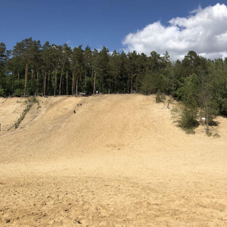 Sandgrube im Grunewald