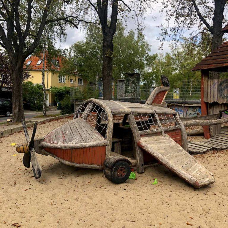Fliegerspielplatz