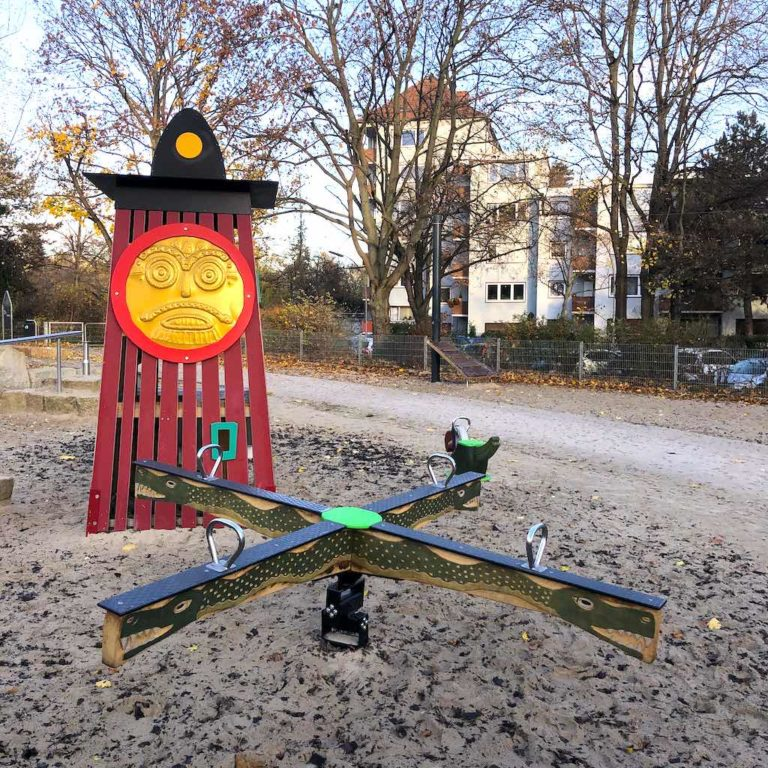 Spielplatz Thomashöhe